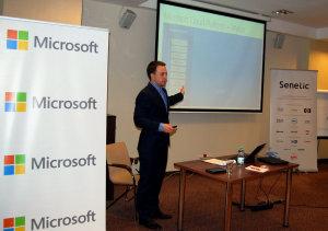 Senetic i Microsoft na wspólnej konferencji. Razem dla biznesu