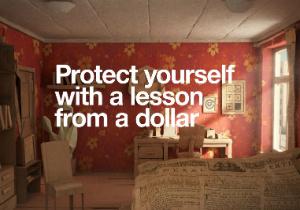 """""""One dollar lesson"""". Kaspersky Lab uczy, jak chronić pieniądze"""