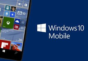 Windows 10 w wersji mobilnej