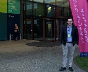 Konrad Nieboj, nasz ekspert od rozwiązań Microsoft