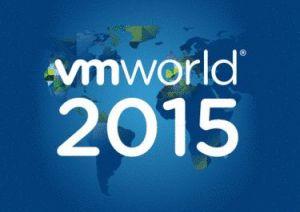 VMworld 2015 odbyło się w Barcelonie i w San Francisco