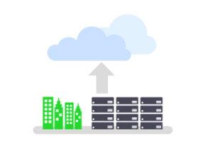 Platforma chmurowa Azure jest dostępna z dowolnego miejsca na świecie
