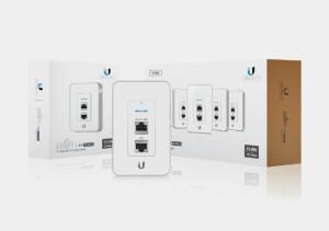 UAP-IW - nowe urządzenie In-Wall w ofercie Ubiquiti