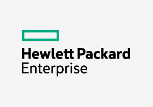 Hewlett Packard Enterprise/ logo producenta