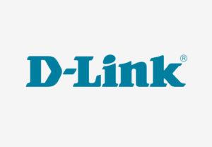 Logo D-Link/ materiały producenta