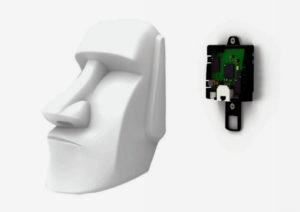 Obudowę modelu cAP lite można dostosować do indywidualnych oczekiwań dzięki drukarce 3D/ MikroTik