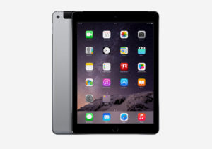 iPad Air 2 (model MGWL2FD/A)