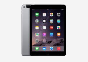 iPad Air 2 (model MGWL2FD/A)