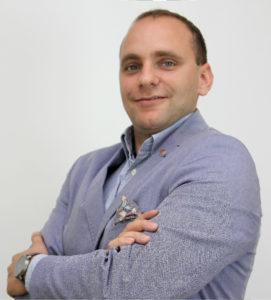Jacek Kotynia, Software Business Unit Manager w Senetic.