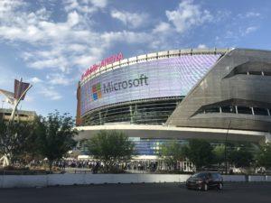 Tegoroczna edycja Inspire odbywa się w T-Mobile Arena w Las Vegas/ fot. Senetic
