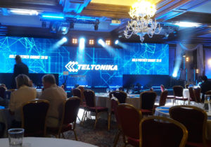 Senetic na Teltonika Gold Partner Summit 2018