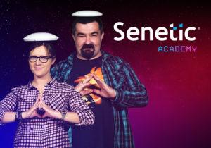 Senetic Academy online: zostań administratorem sieci IT