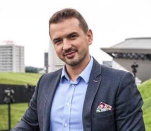 Łukasz Bojar, wiceprezes Senetic.