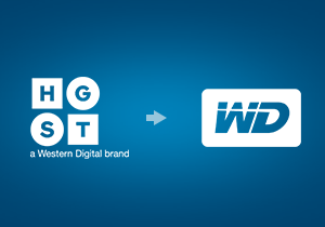 HGST is now Western Digital! Quality remains, while the possibilities grow
