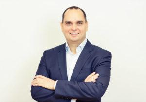Marcin Białożyt, CEO Senetic.
