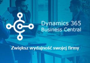 Business Central – Twój biznes w sprawniejszym wydaniu