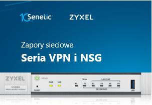 Zapory sieciowe Zyxel – profesjonalna ochrona i bezpieczeństwo dla Twojego biznesu
