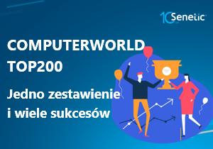 Coraz wyżej w Computerworld TOP200