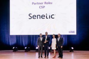 Senetic Partnerem Roku Microsoft CSP