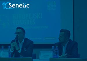 Senetic na Europejskim Kongresie MŚP