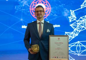 Senetic otrzymał główną nagrodę w konkursie Polska Firma Międzynarodowy Czempion!