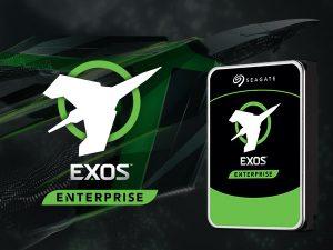 Seagate Exos X16: pierwszy dysk twardy o pojemności 16TB